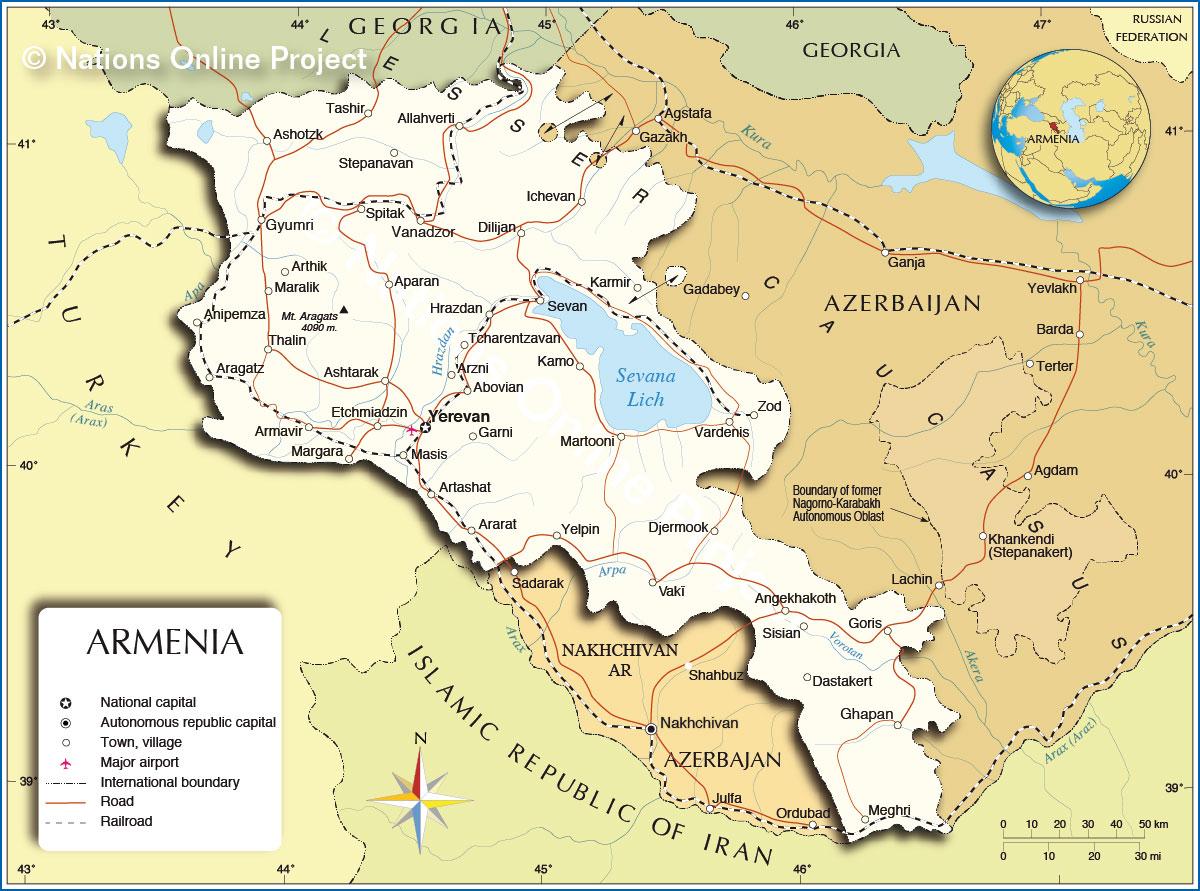 Armenia today Famtofam